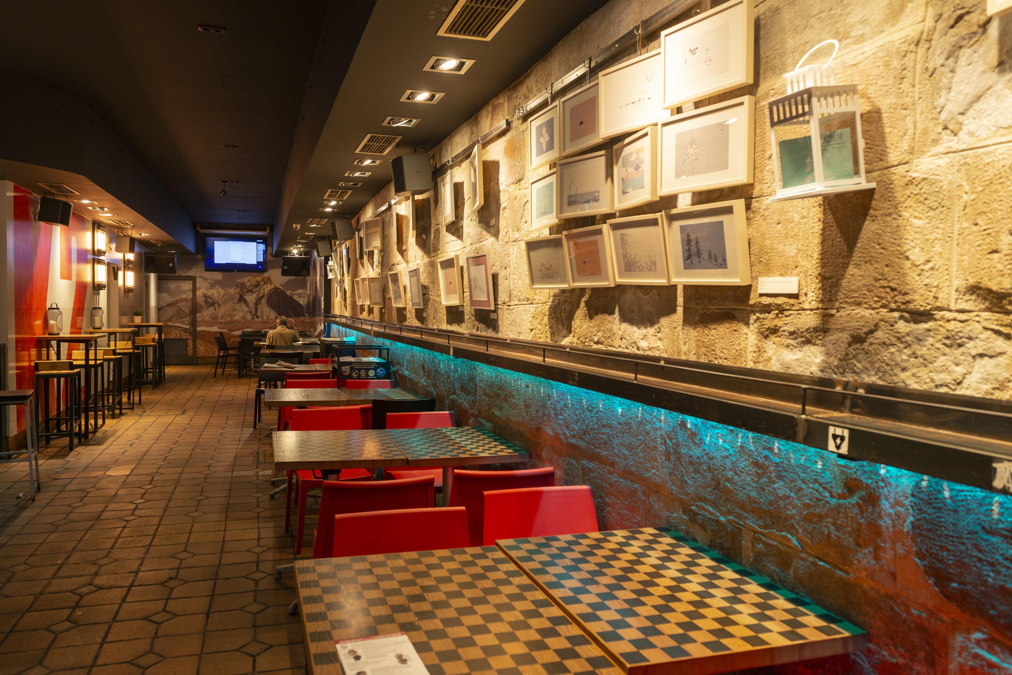 Mesas comedor Pub k2