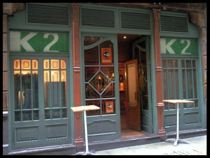 Pub PK2 en Bilbao