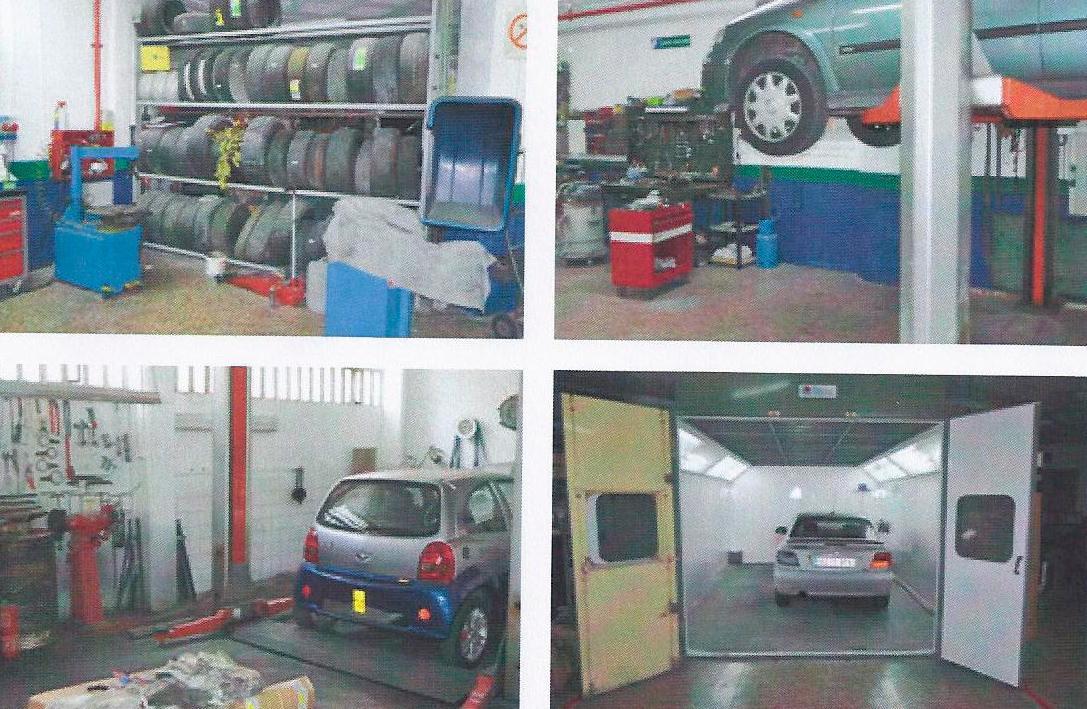 Reparación general del automóvil en Montcada i Reixac