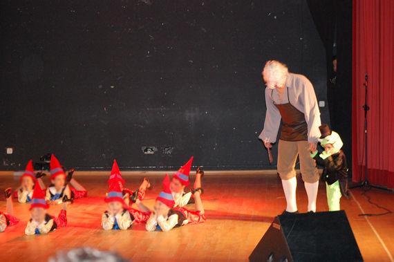 Foto 105 de Escuelas de música, danza e interpretación en Alcalá de Henares | Escuela de Danza Pepe Vento