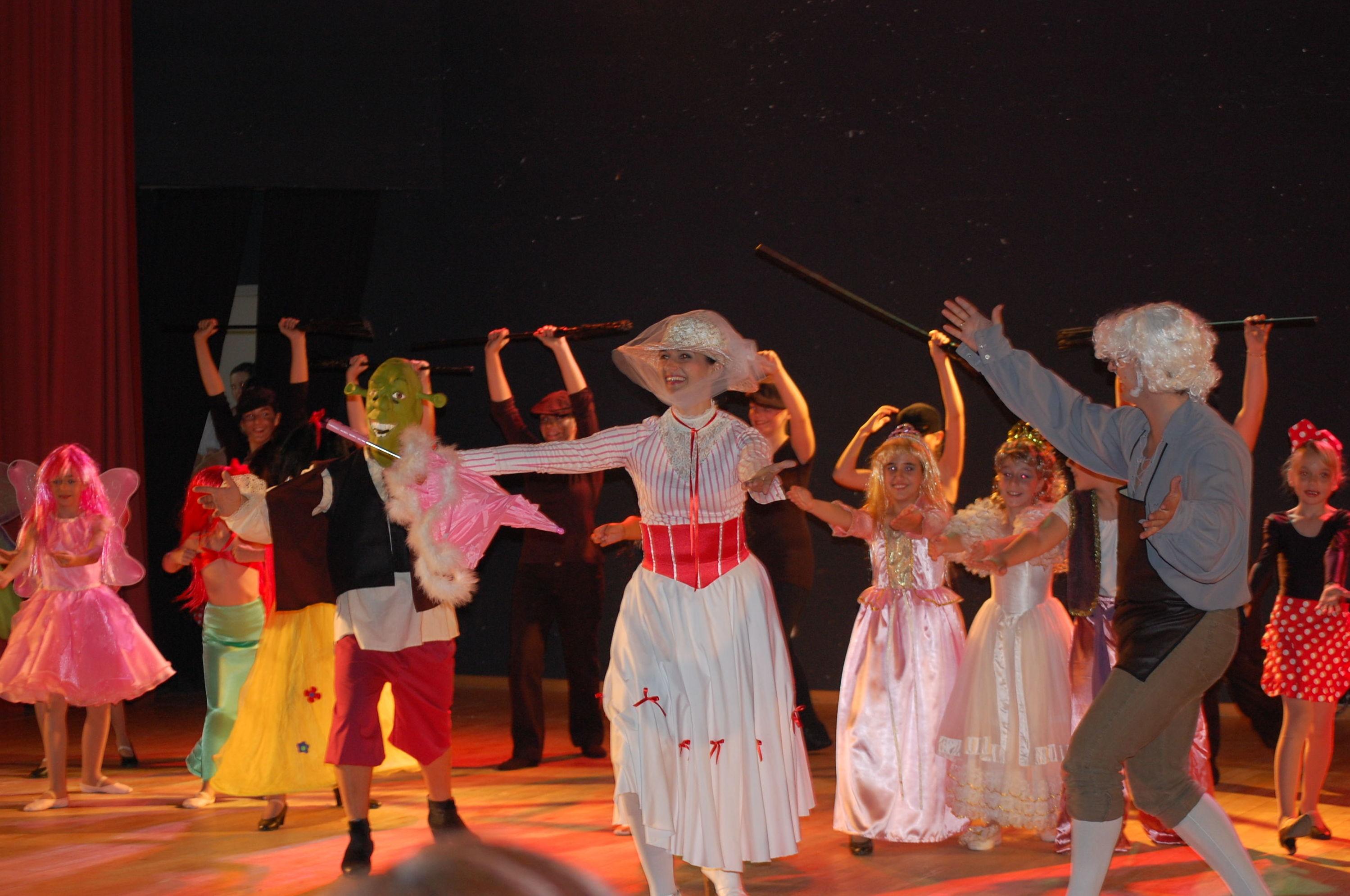 Foto 103 de Escuelas de música, danza e interpretación en Alcalá de Henares | Escuela de Danza Pepe Vento