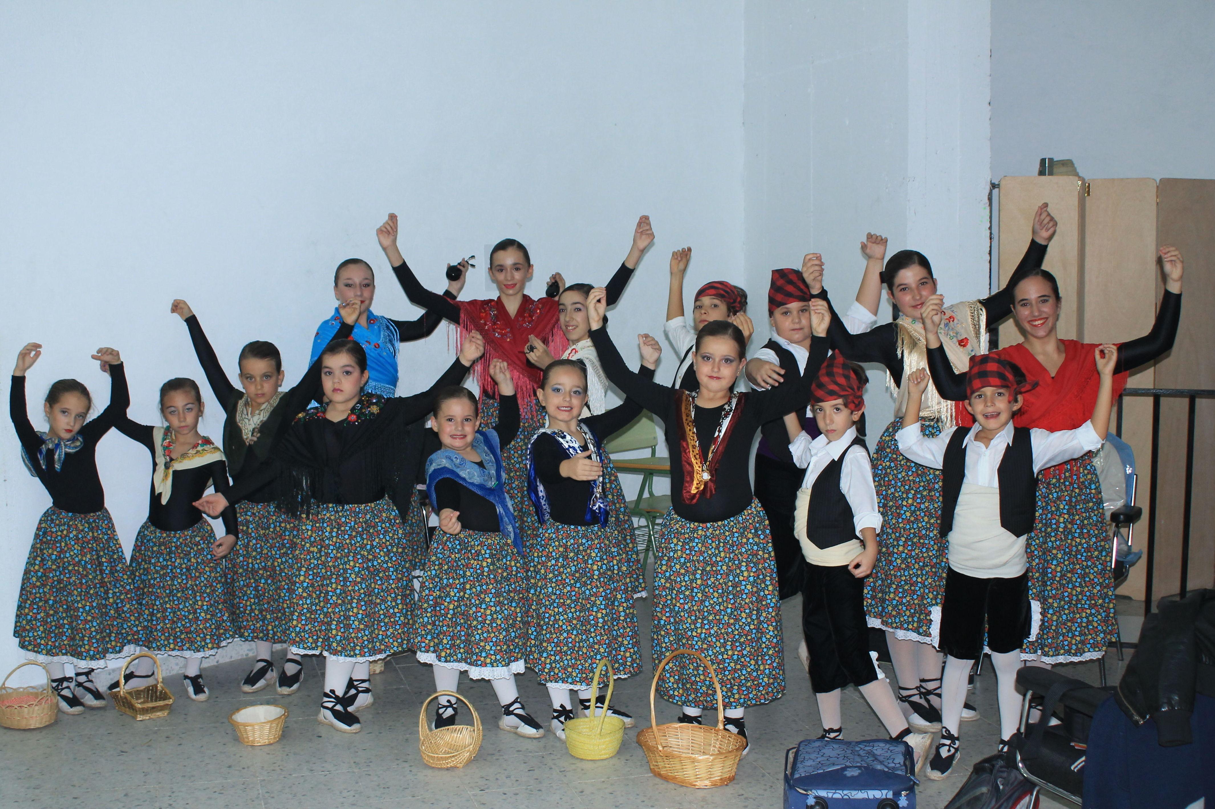Foto 81 de Escuelas de música, danza e interpretación en Alcalá de Henares | Escuela de Danza Pepe Vento