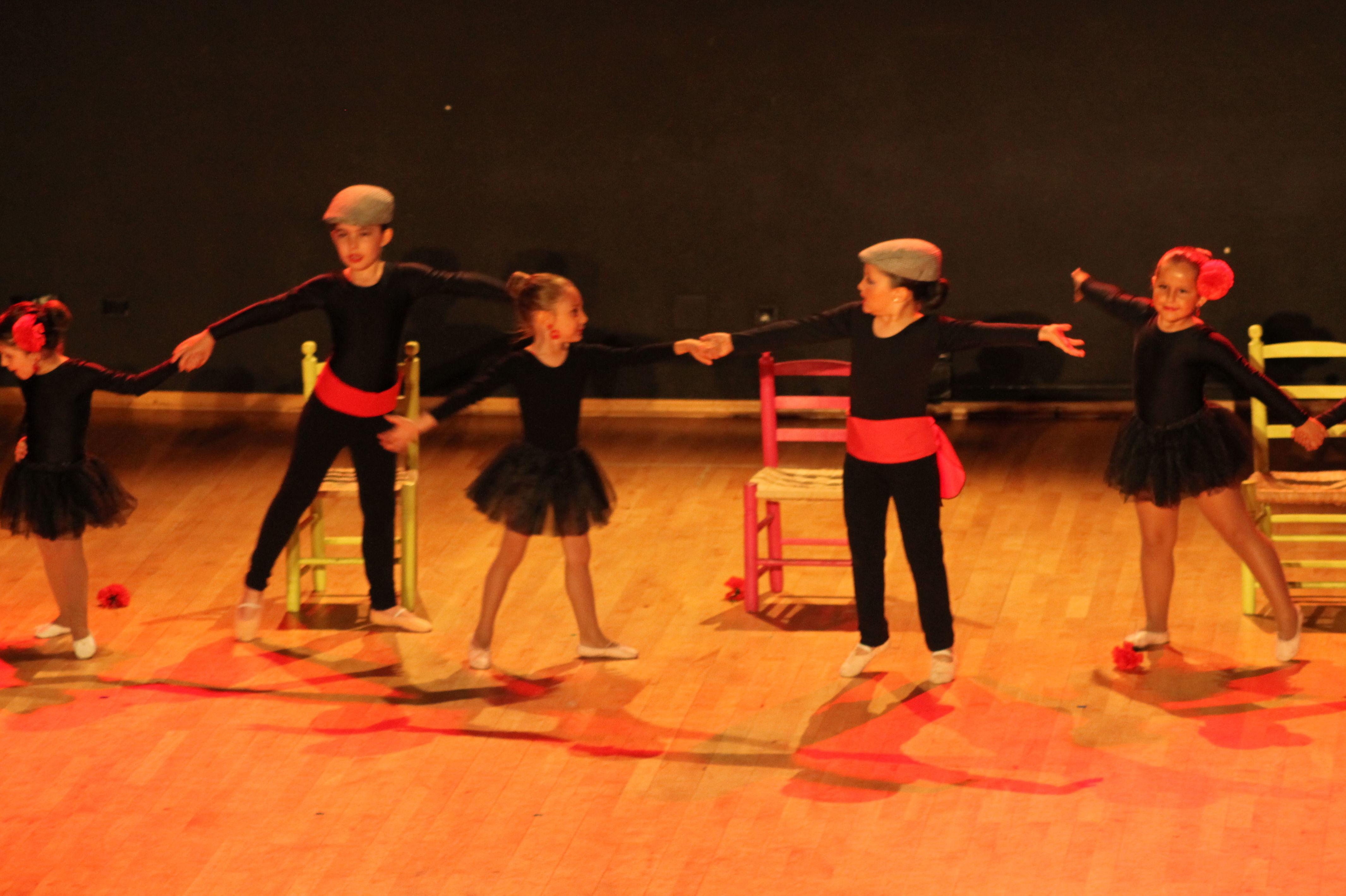 Foto 48 de Escuelas de música, danza e interpretación en Alcalá de Henares | Escuela de Danza Pepe Vento