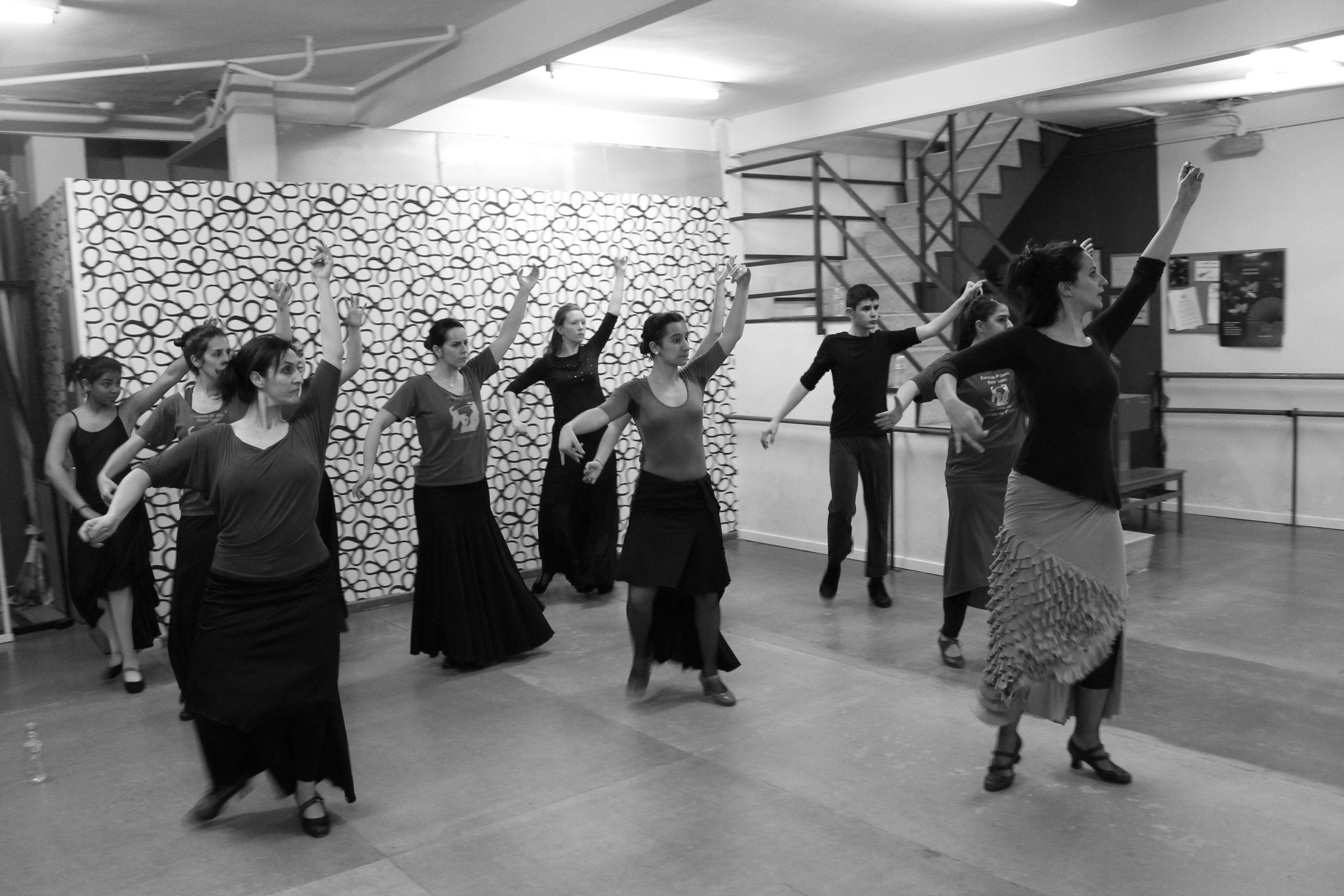 Foto 78 de Escuelas de música, danza e interpretación en Alcalá de Henares | Escuela de Danza Pepe Vento