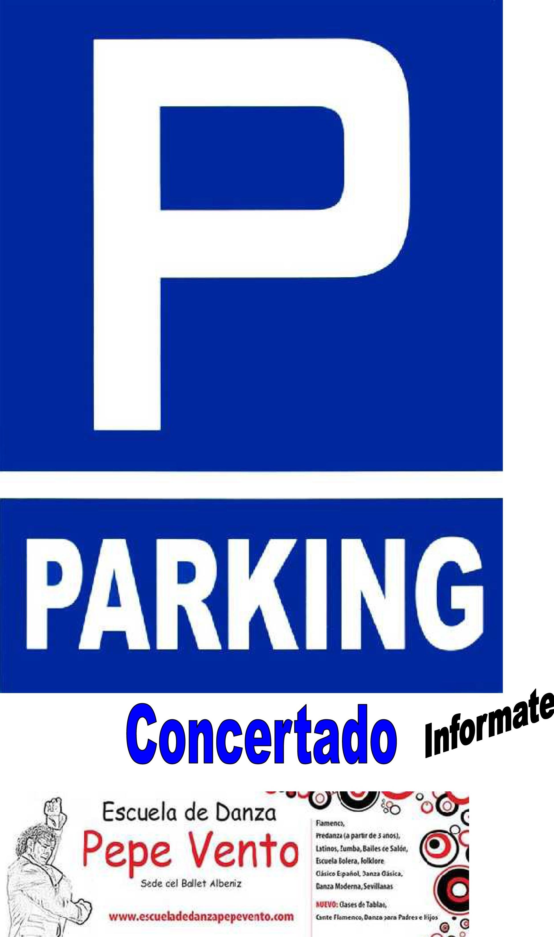 Parking Concertado