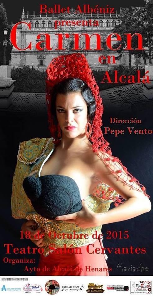 Carmen en Alcalá