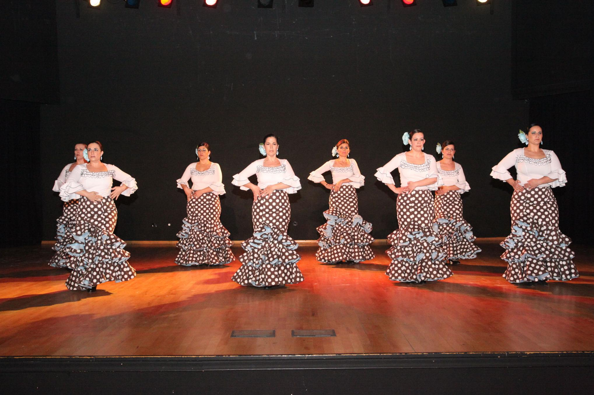 Flamenco adultos