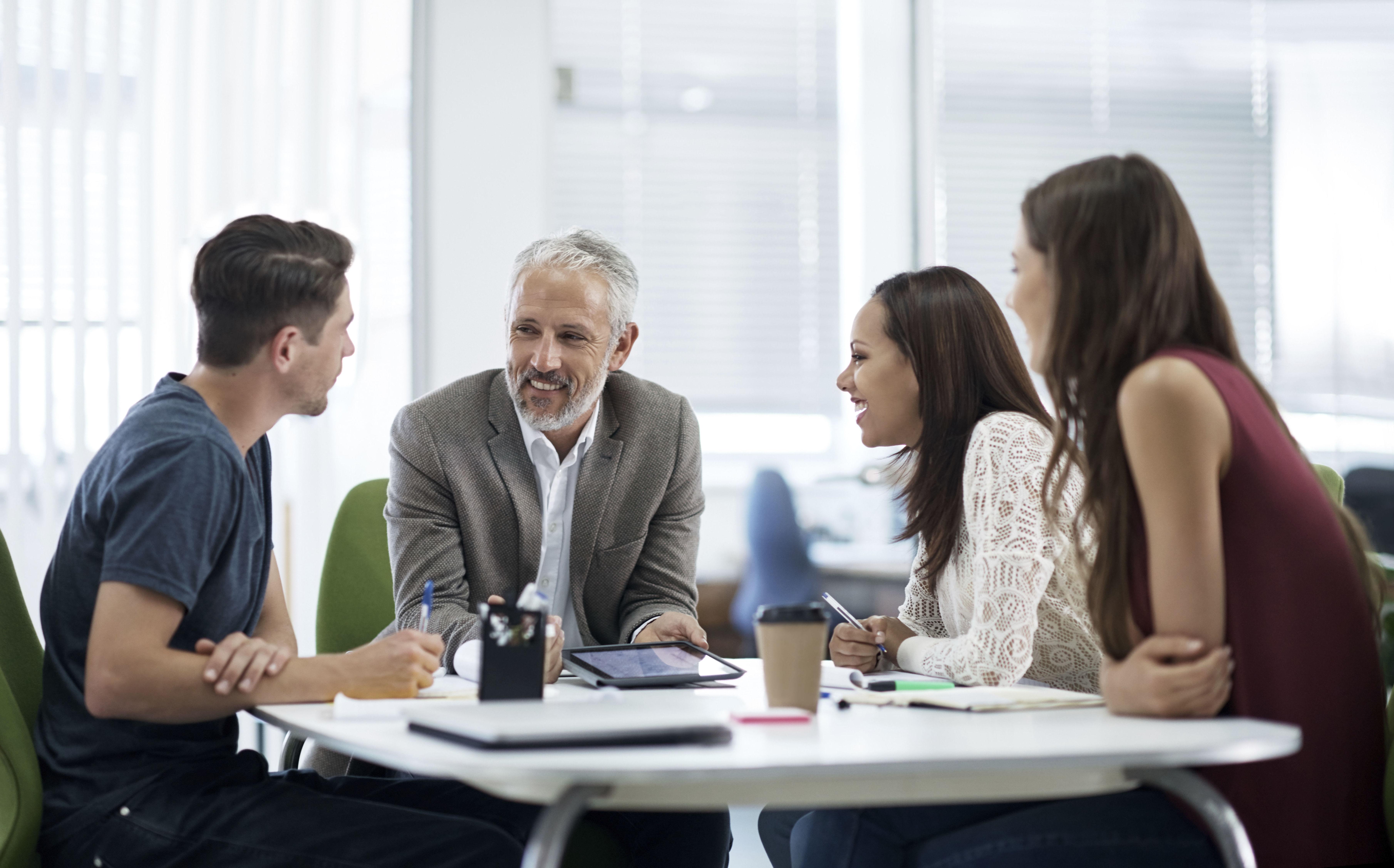 Una empresa amb personal de confiança per ajudar la gent gran