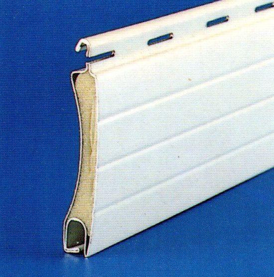 Lama de persiana de aluminio