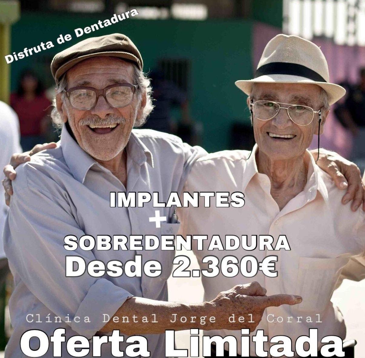 implantes dentales precios