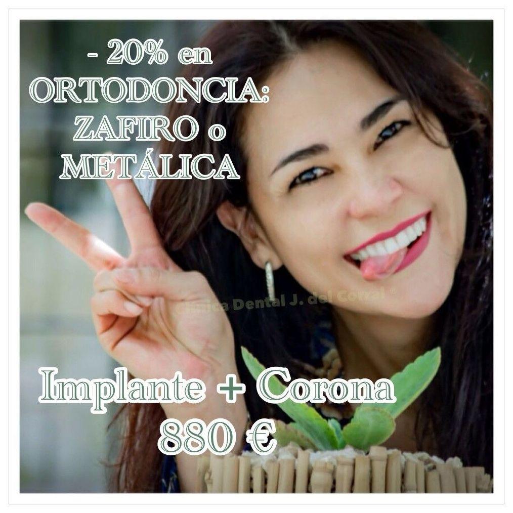 ofertas implantes y ortodoncias
