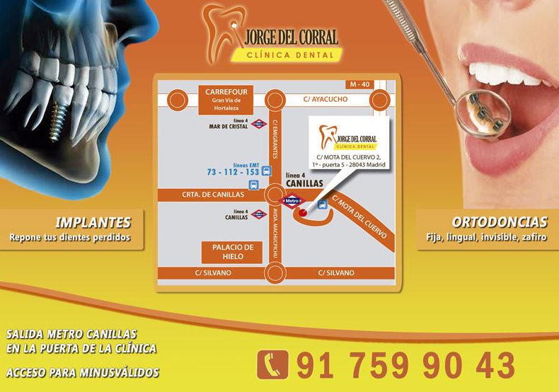 dentista hortaleza,clínica dental hortaleza