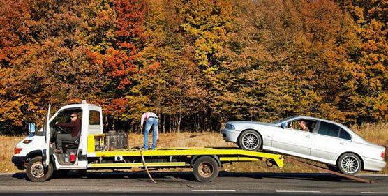 Grúas para vehículos: Servicios de Grúas Toni Ribas