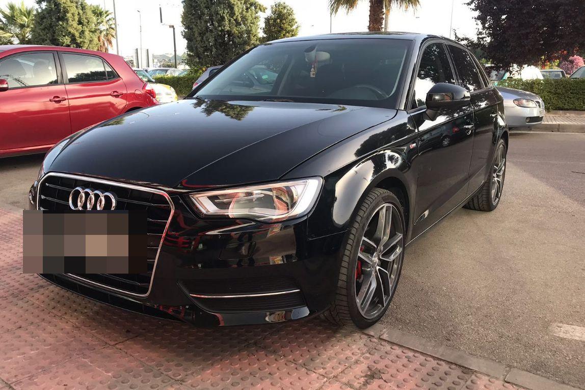 Audi - A3 Stronic Sportback: Compra y venta de Autos CSD Granada