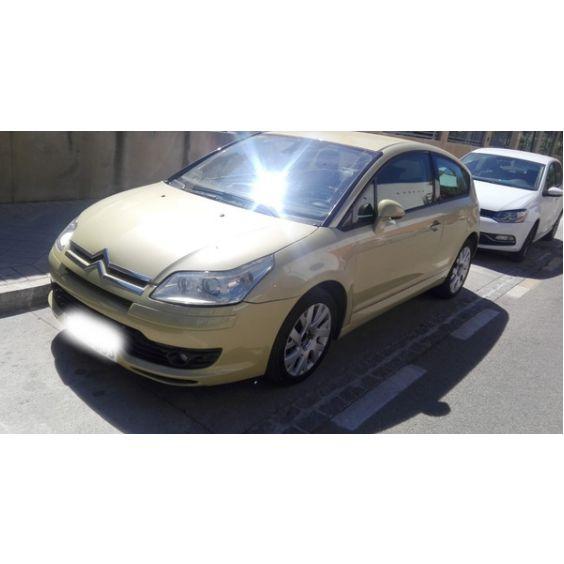 Citroën C4 HDI 110 VTS: Compra y venta de Autos CSD Granada