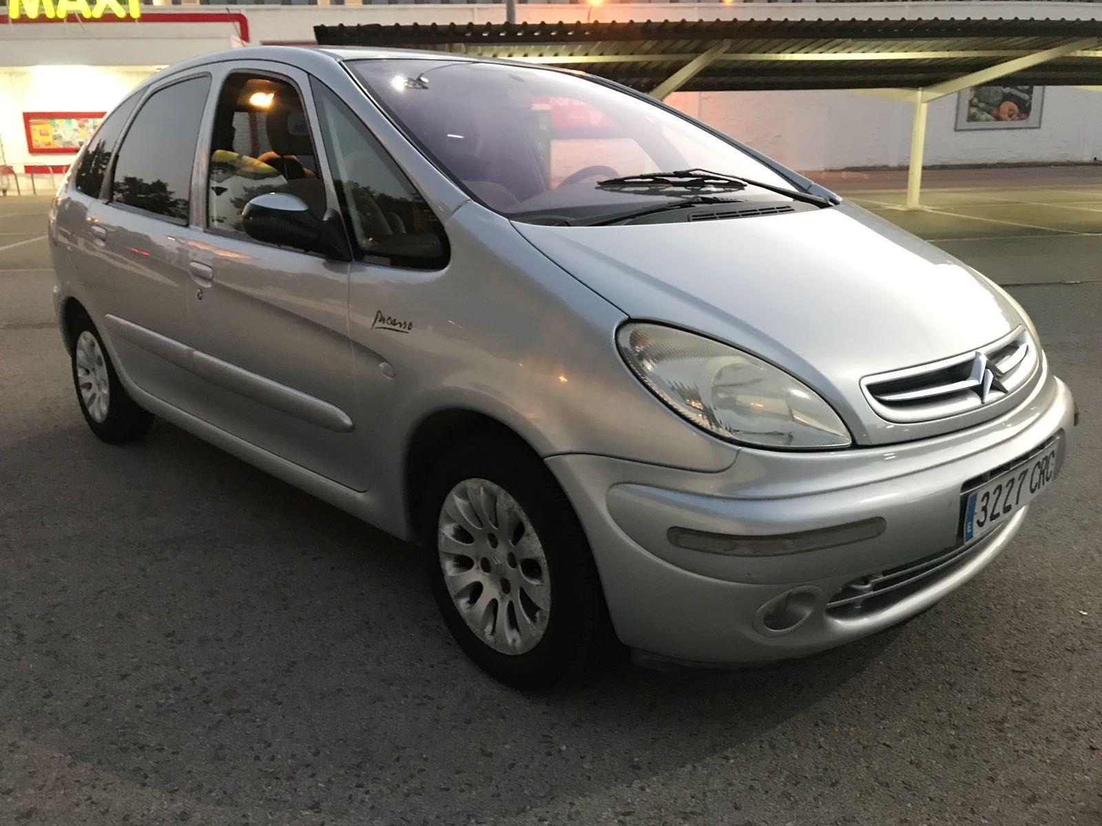 Citroën Xsara Picasso 2.0 HDI 90CV: Compra y venta de Autos CSD Granada