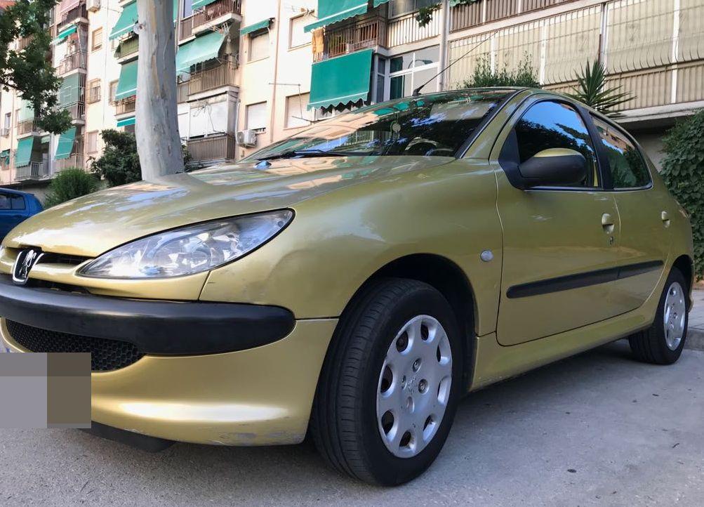 Peugeot - 206 1.4 HDI 5 puertas: Compra y venta de Autos CSD Granada