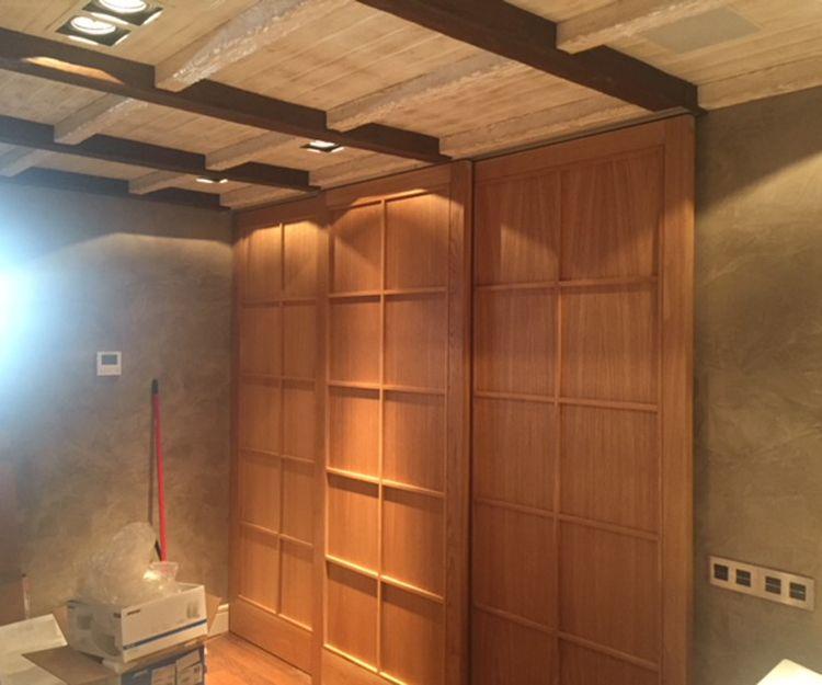 Fabricación de armarios para viviendas en Madrid