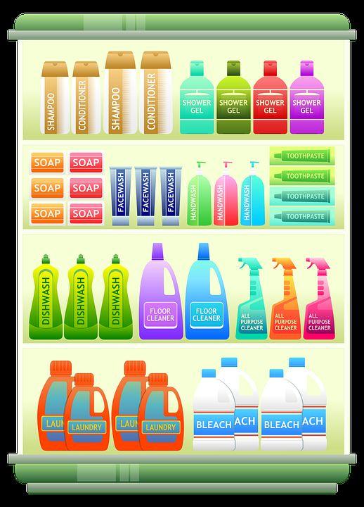 Lotes de productos de limpieza industrial: Catálogo de Perfumería y Droguería Jaral