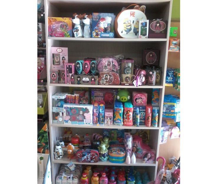 Productos de perfumería en Puebla de Montalbán