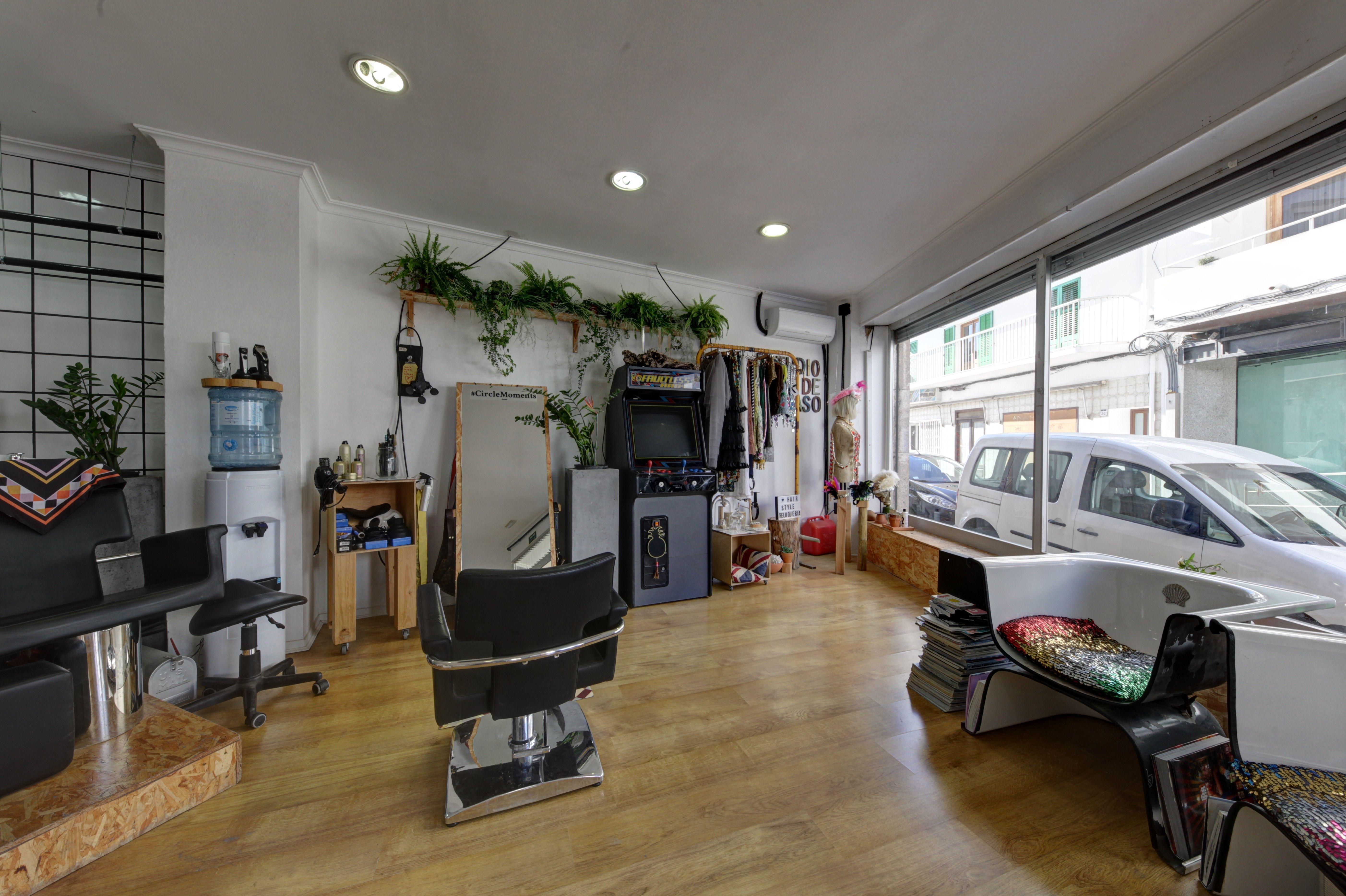 Foto 19 de Hair salons en Sant Antoni de Portmany | Estudio de Laso