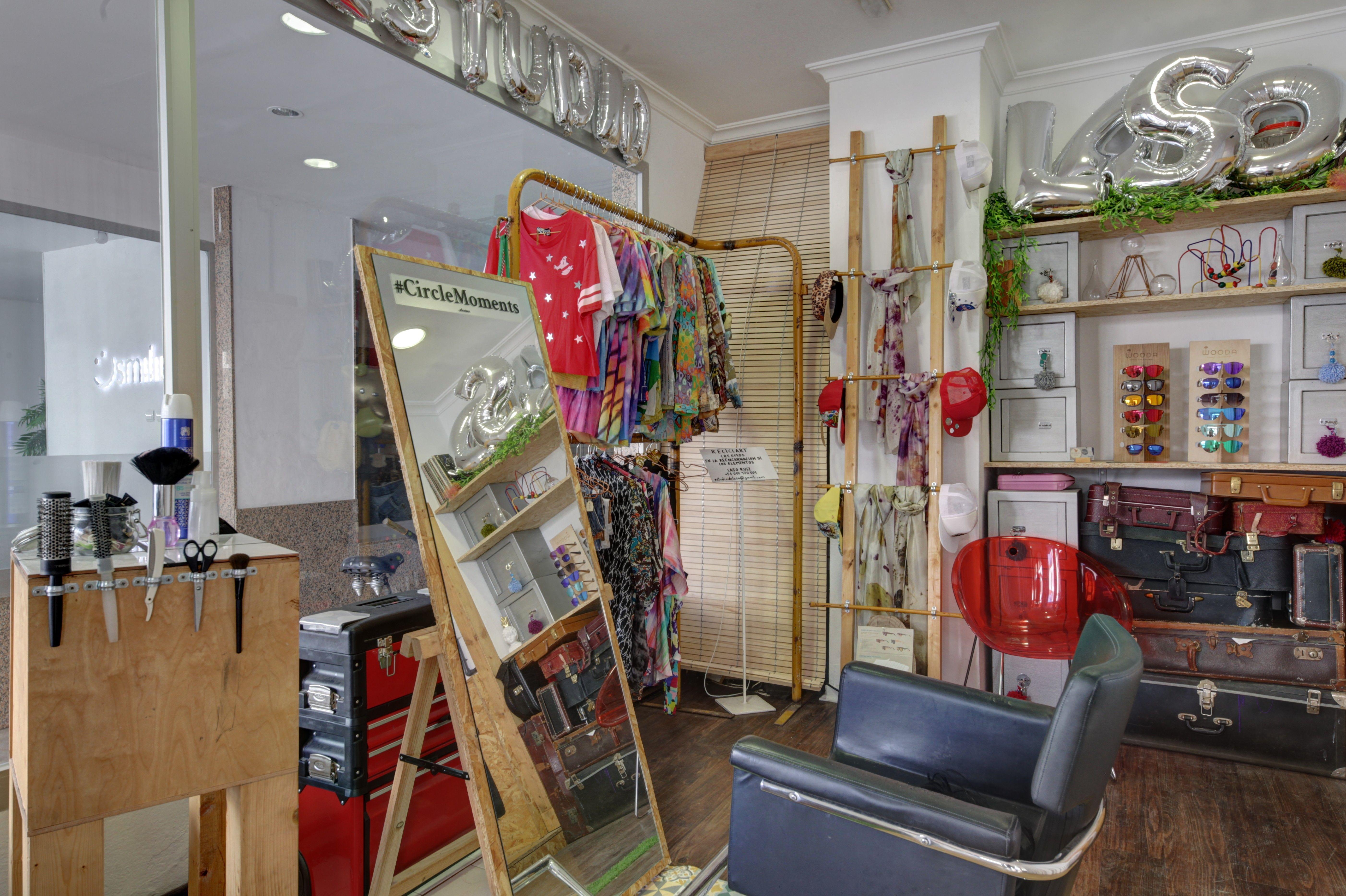 Foto 6 de Hair salons en Sant Antoni de Portmany | Estudio de Laso
