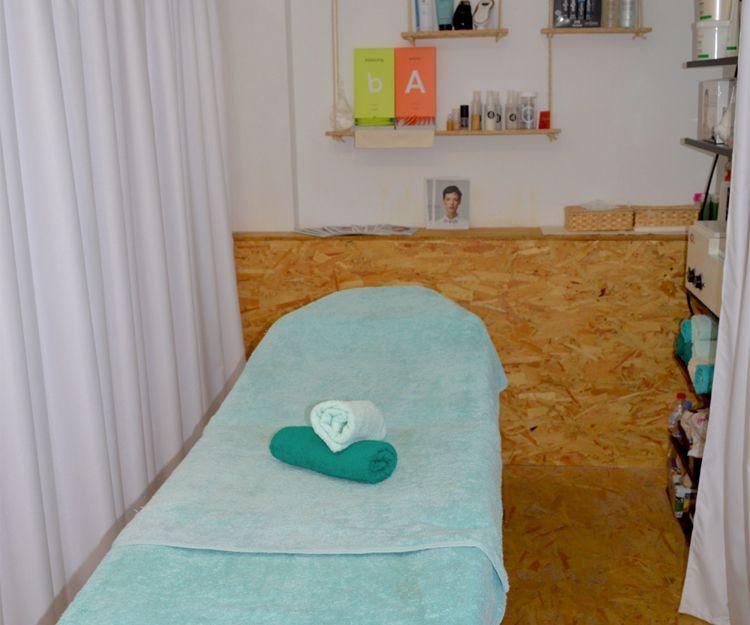 Treatments room in our hair salon