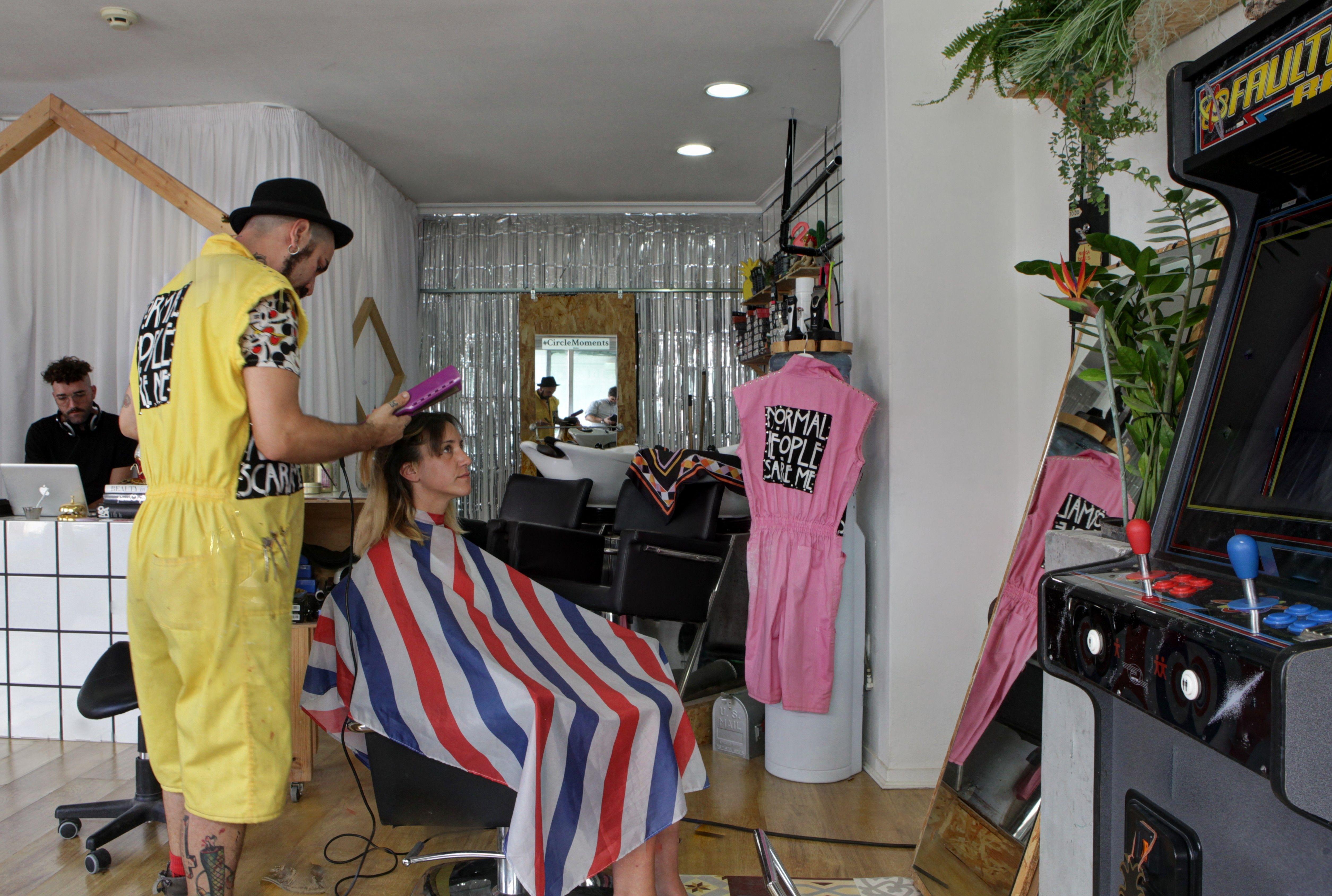 Peluquería unisex en Ibiza