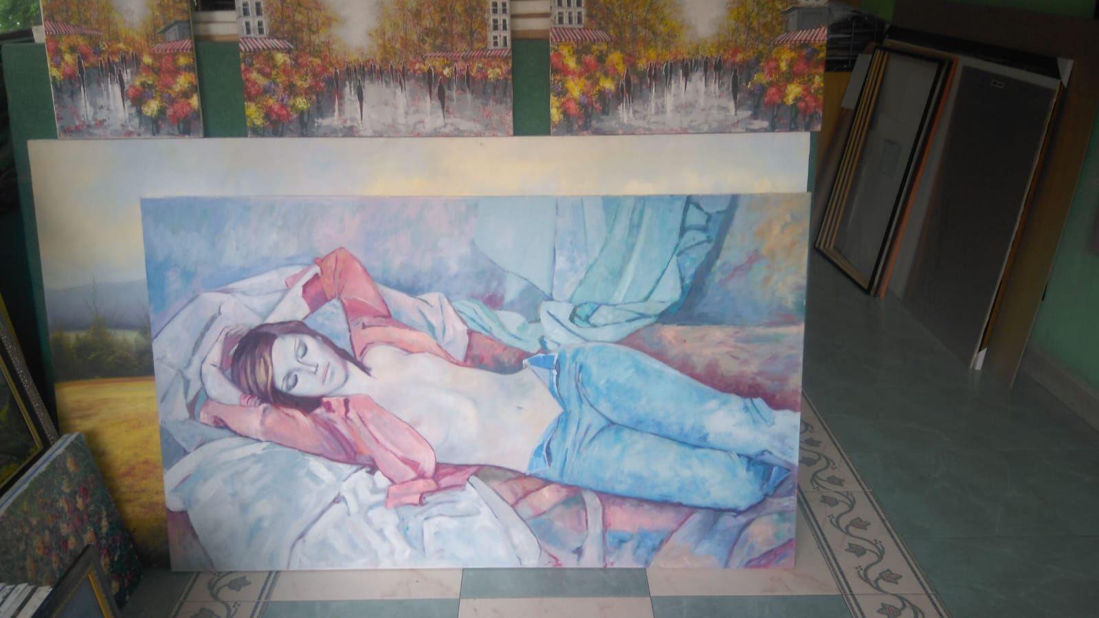 Tienda donde enmarcar y comprar cuadros en Coslada