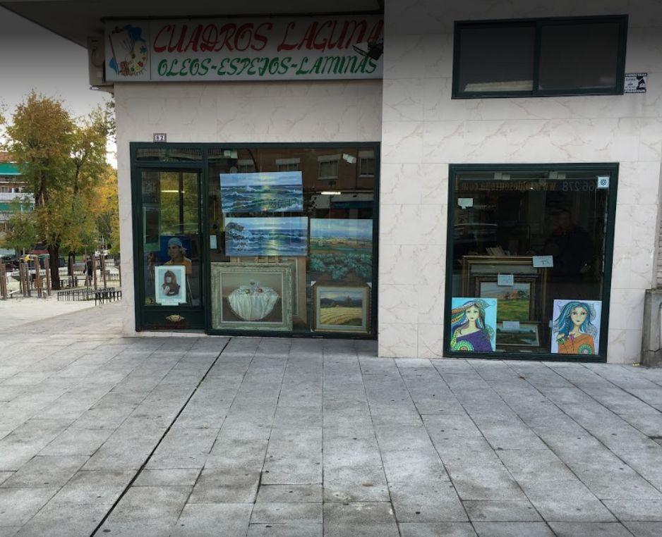 Lugar con gran experiencia para enmarcar cuadros en Coslada