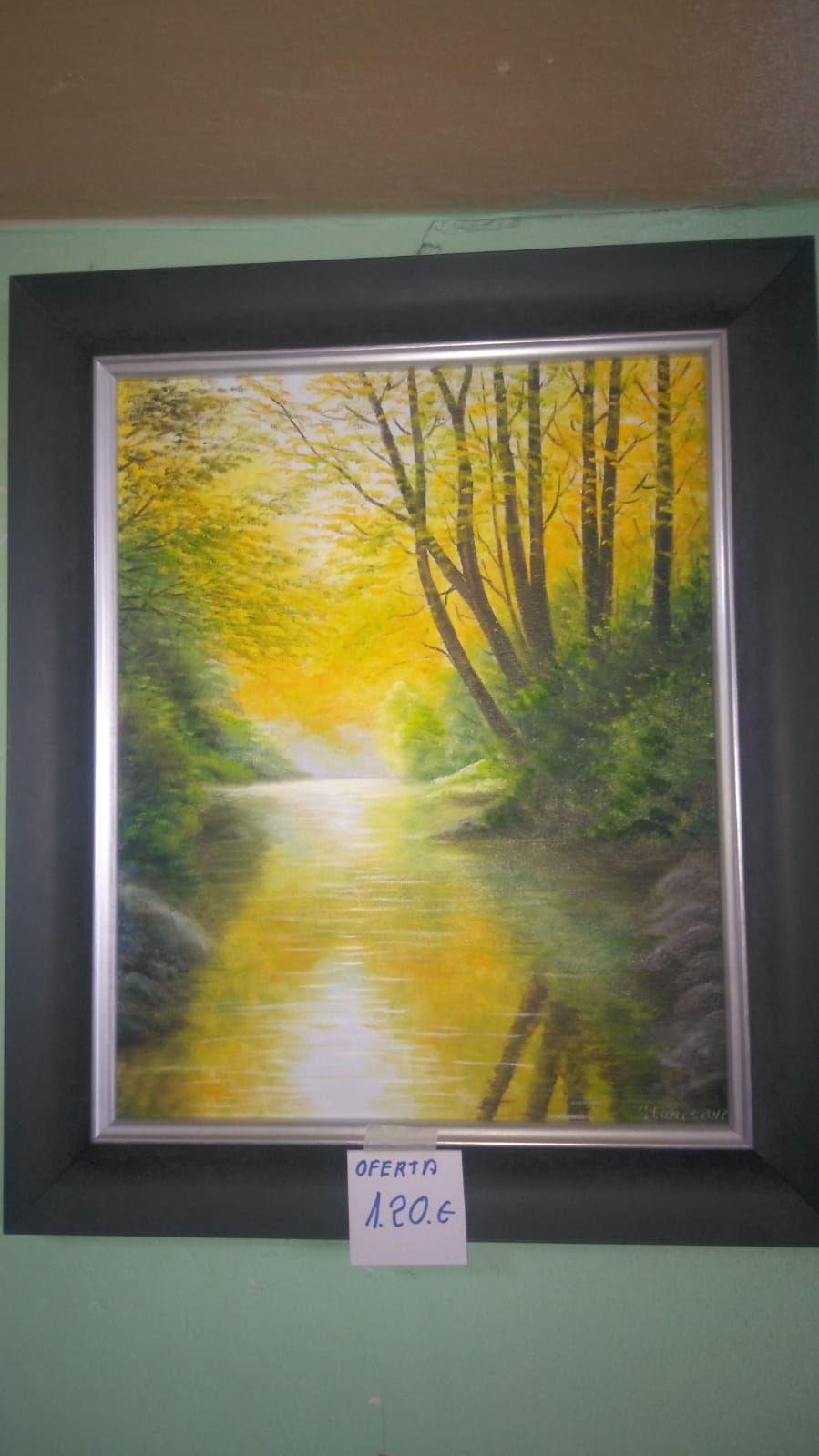 Venta de cuadros y enmarcaciones en Coslada