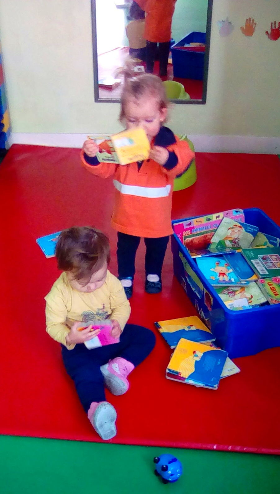 Foto 10 de Escuela infantil en Algete | E.I. Cuatro Pecas de Colores