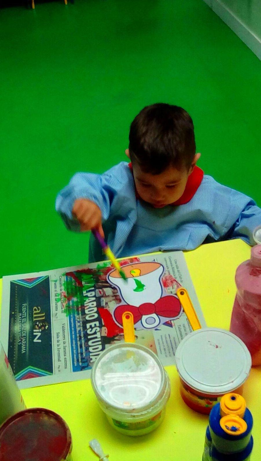 Foto 25 de Escuela infantil en Algete | E.I. Cuatro Pecas de Colores