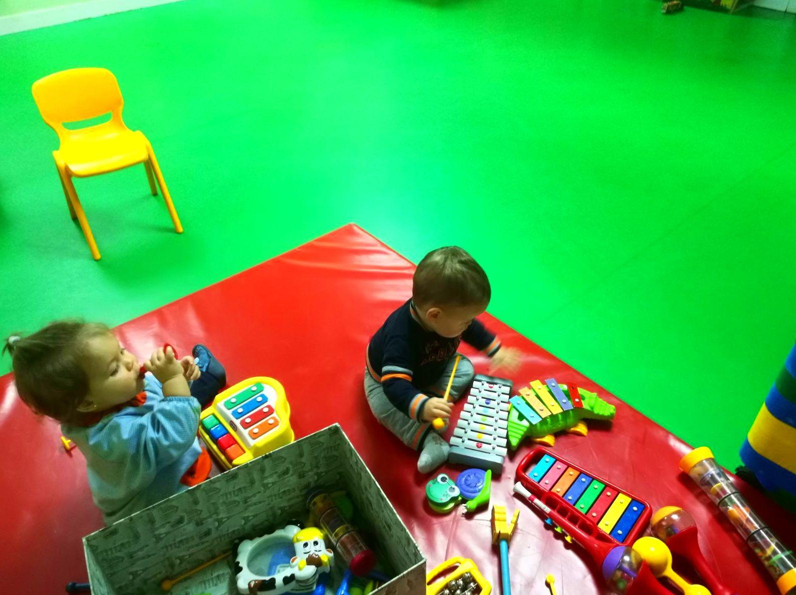 Foto 22 de Escuela infantil en Algete | E.I. Cuatro Pecas de Colores