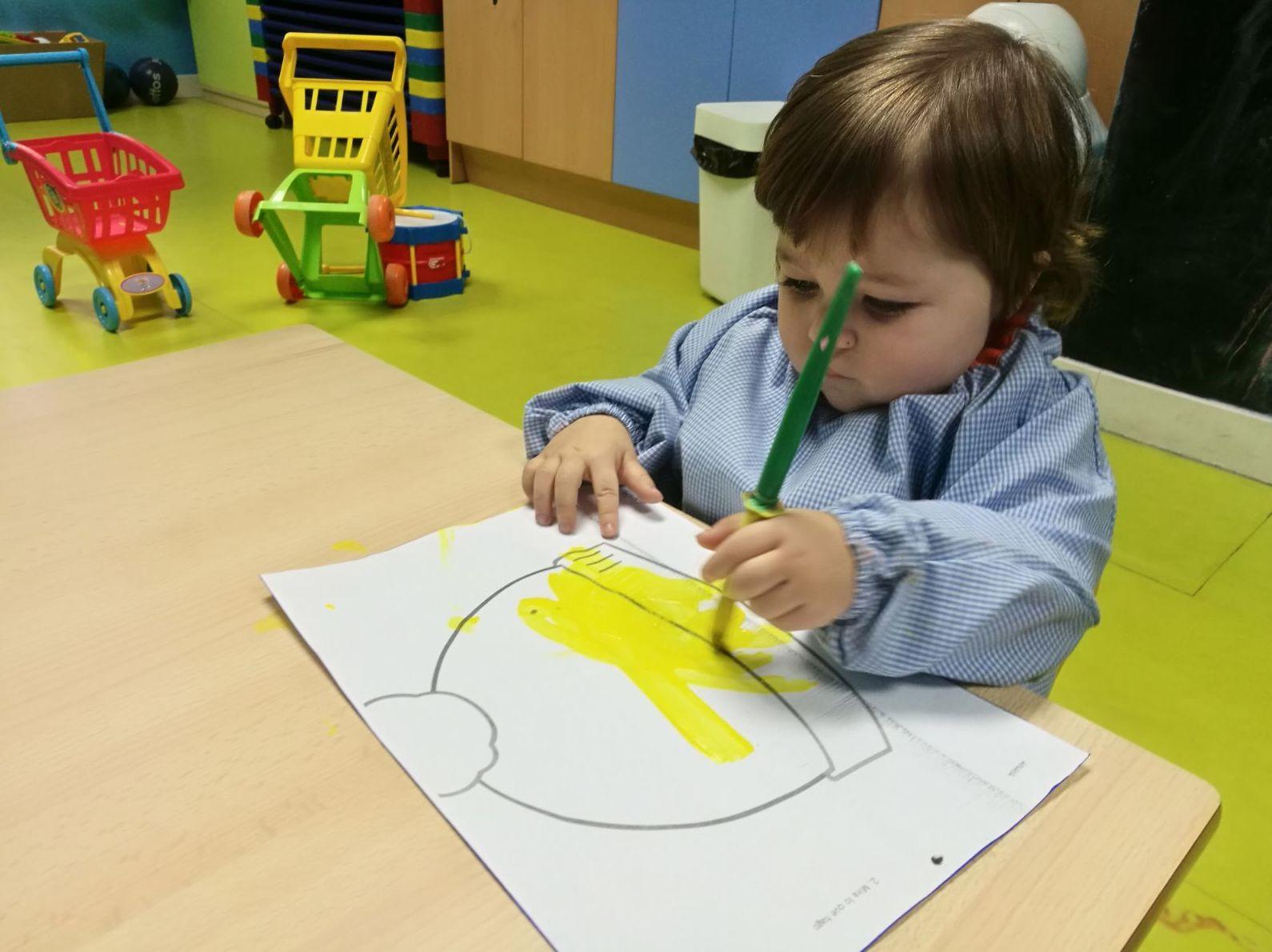 Foto 21 de Escuela infantil en Algete | E.I. Cuatro Pecas de Colores