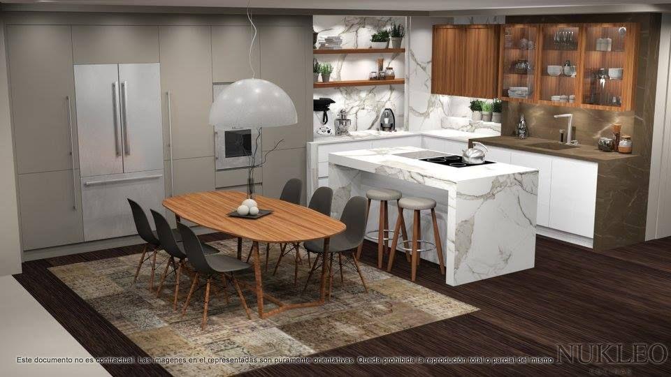 Proyectos de cocinas en Avilés