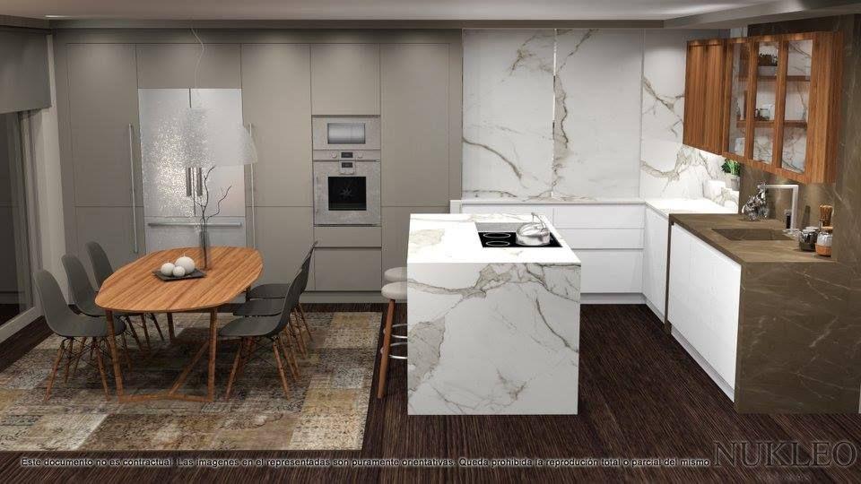 Mobiliario de cocina: Servicios de Nukleo Cocinas