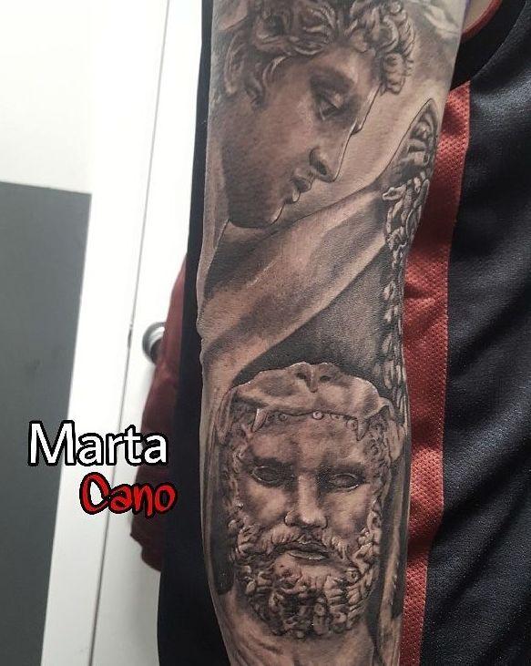 Foto 300 de Tatuajes en Madrid | Circe Tattoo