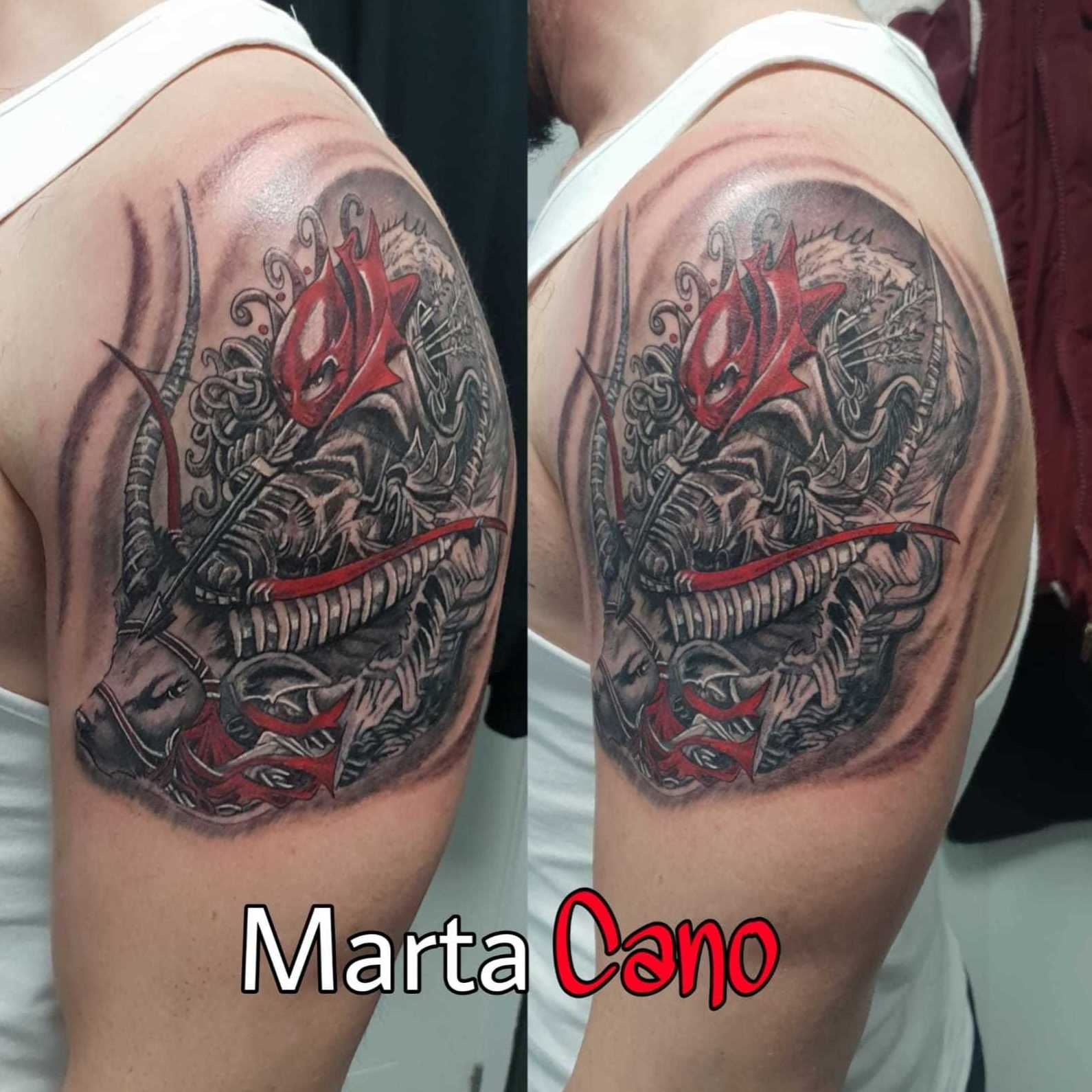 Foto 87 de Tatuajes en Madrid   Circe Tattoo