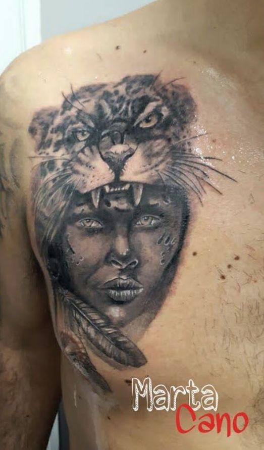 Foto 583 de Tatuajes en Madrid | Circe Tattoo
