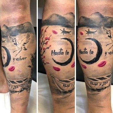 Foto 136 de Tatuajes en Madrid   Circe Tattoo