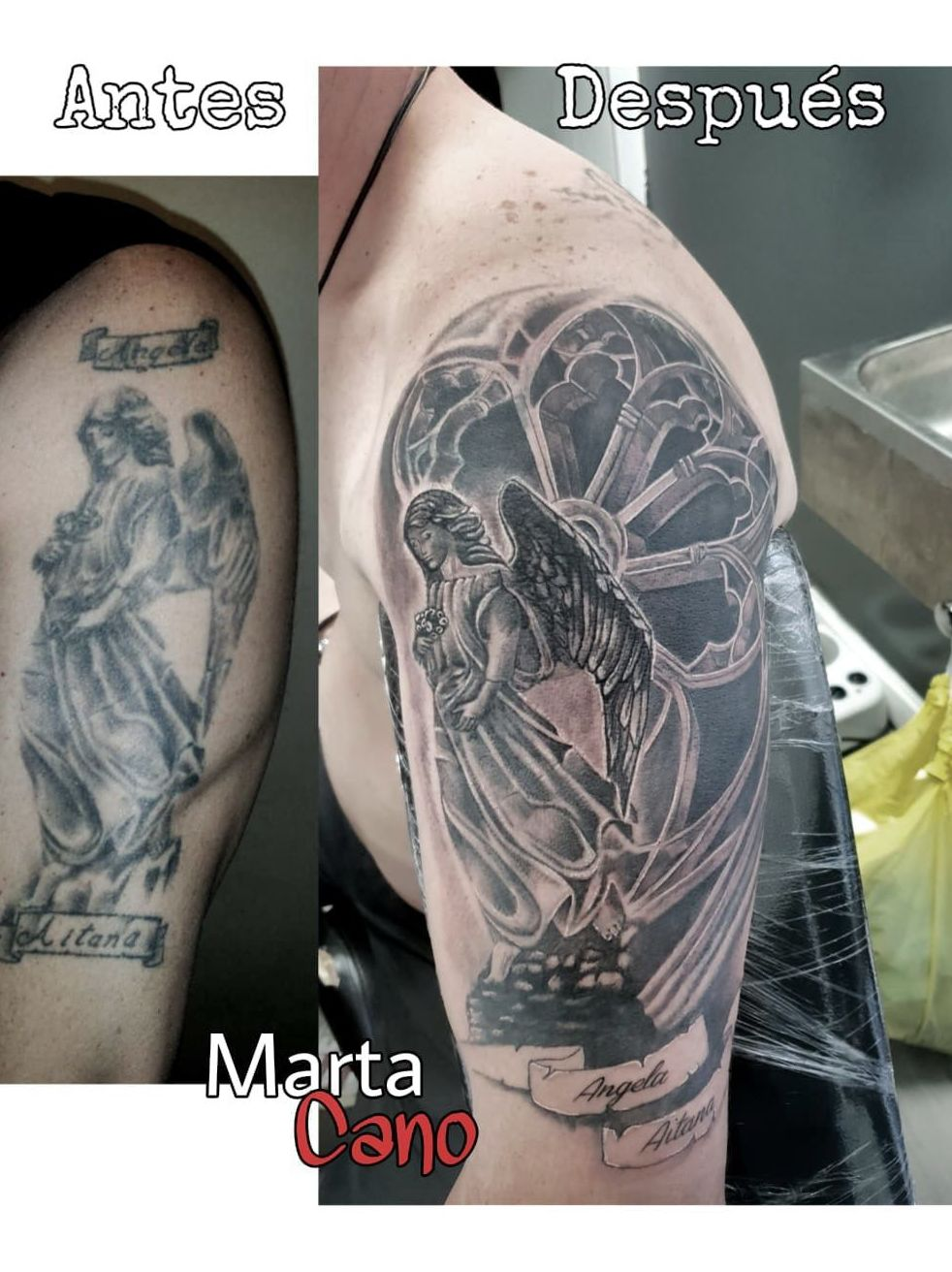 Foto 6 de Tatuajes en Madrid | Circe Tattoo