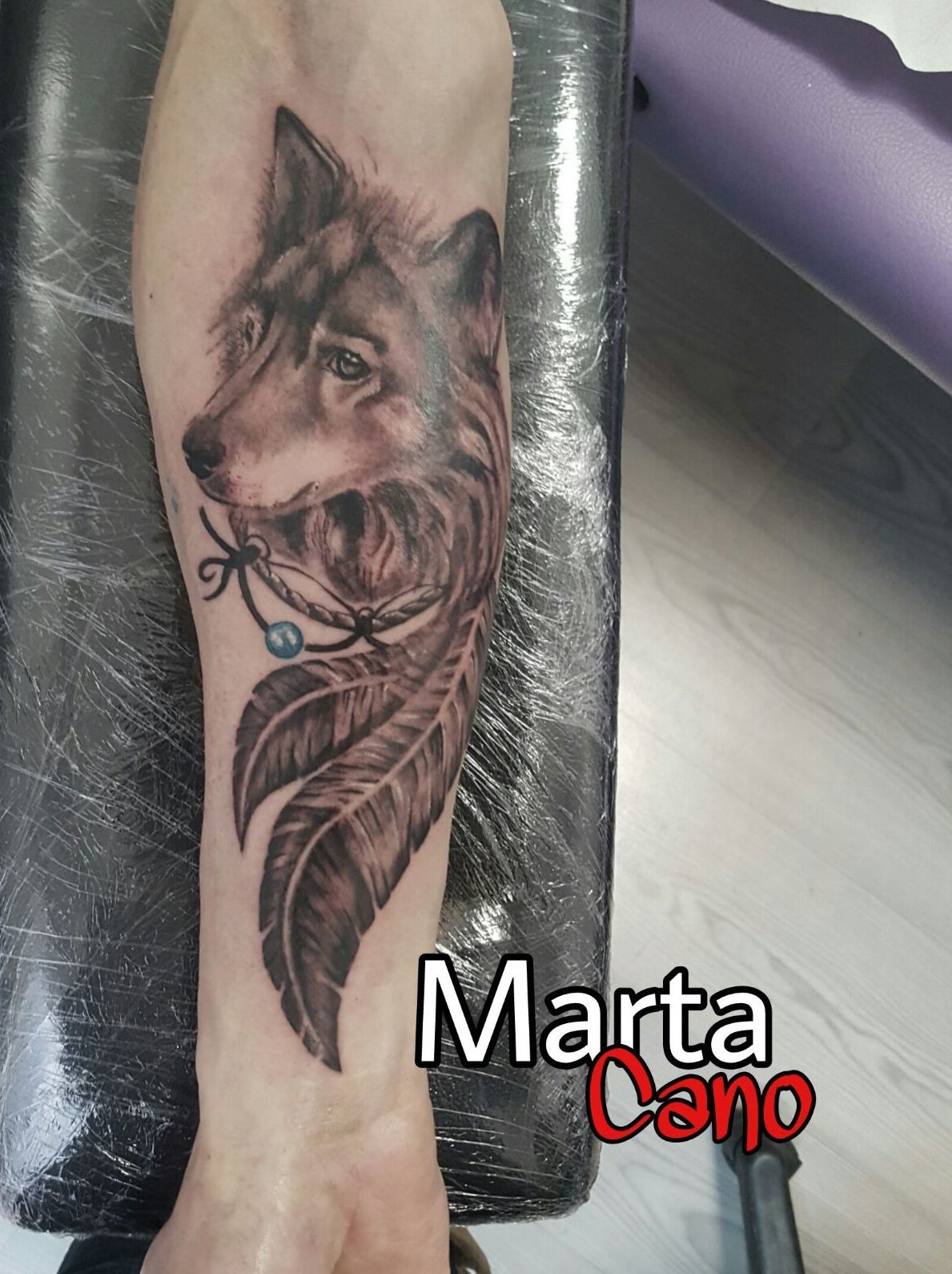 Foto 503 de Tatuajes en Madrid | Circe Tattoo