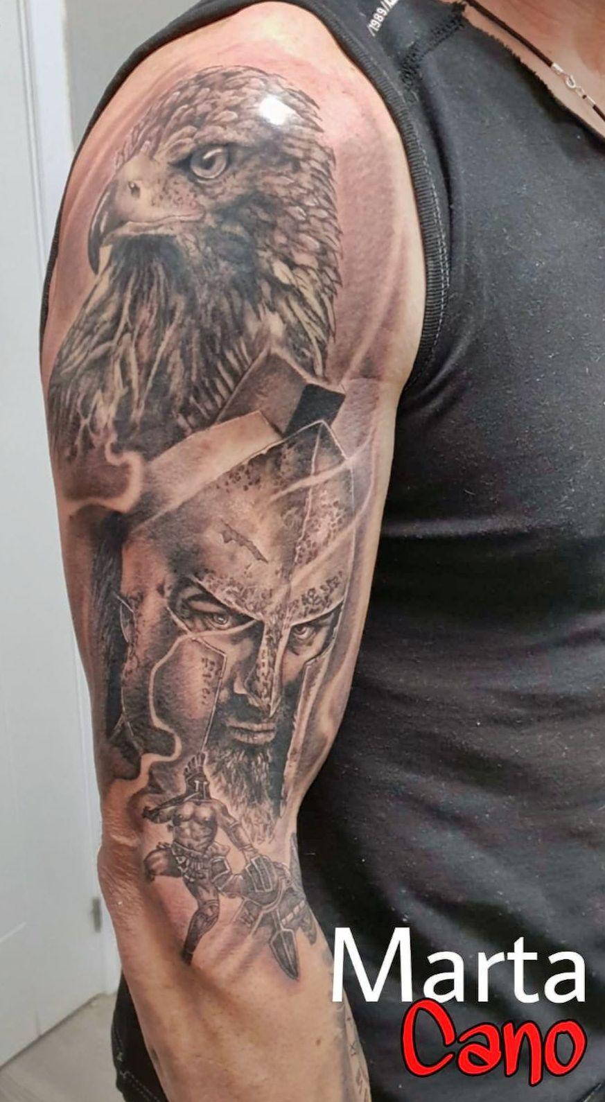 Foto 158 de Tatuajes en Madrid   Circe Tattoo
