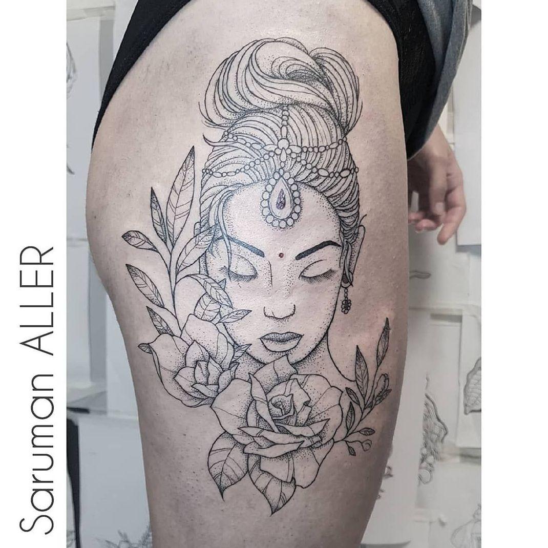 Foto 129 de Tatuajes en Madrid | Circe Tattoo