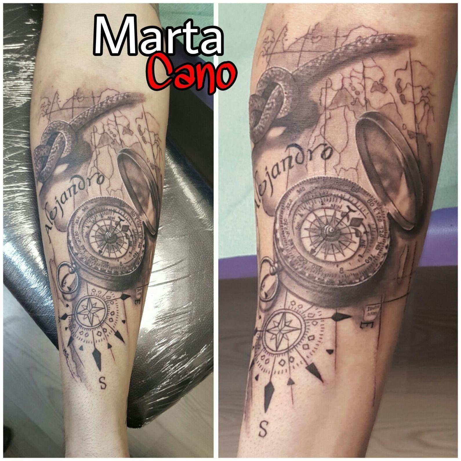Foto 554 de Tatuajes en Madrid | Circe Tattoo