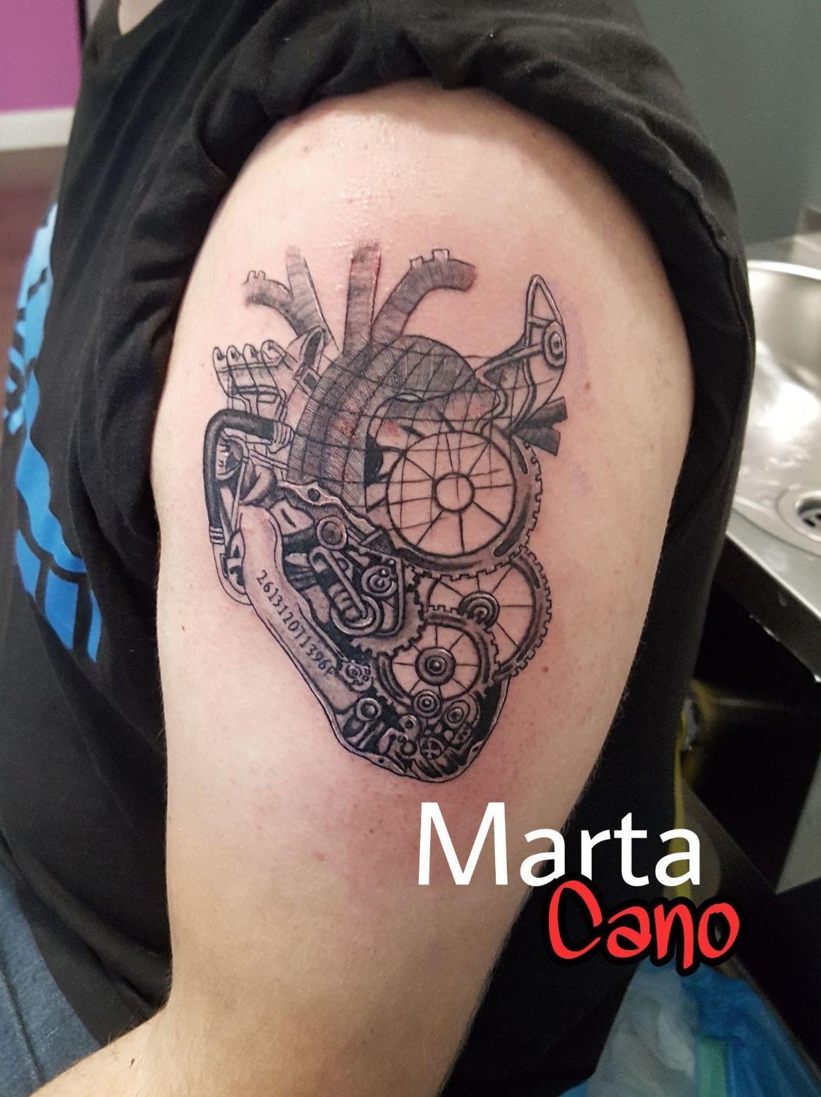 Foto 301 de Tatuajes en Madrid | Circe Tattoo