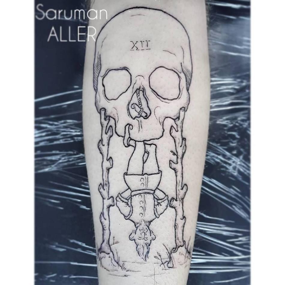 Foto 333 de Tatuajes en Madrid | Circe Tattoo