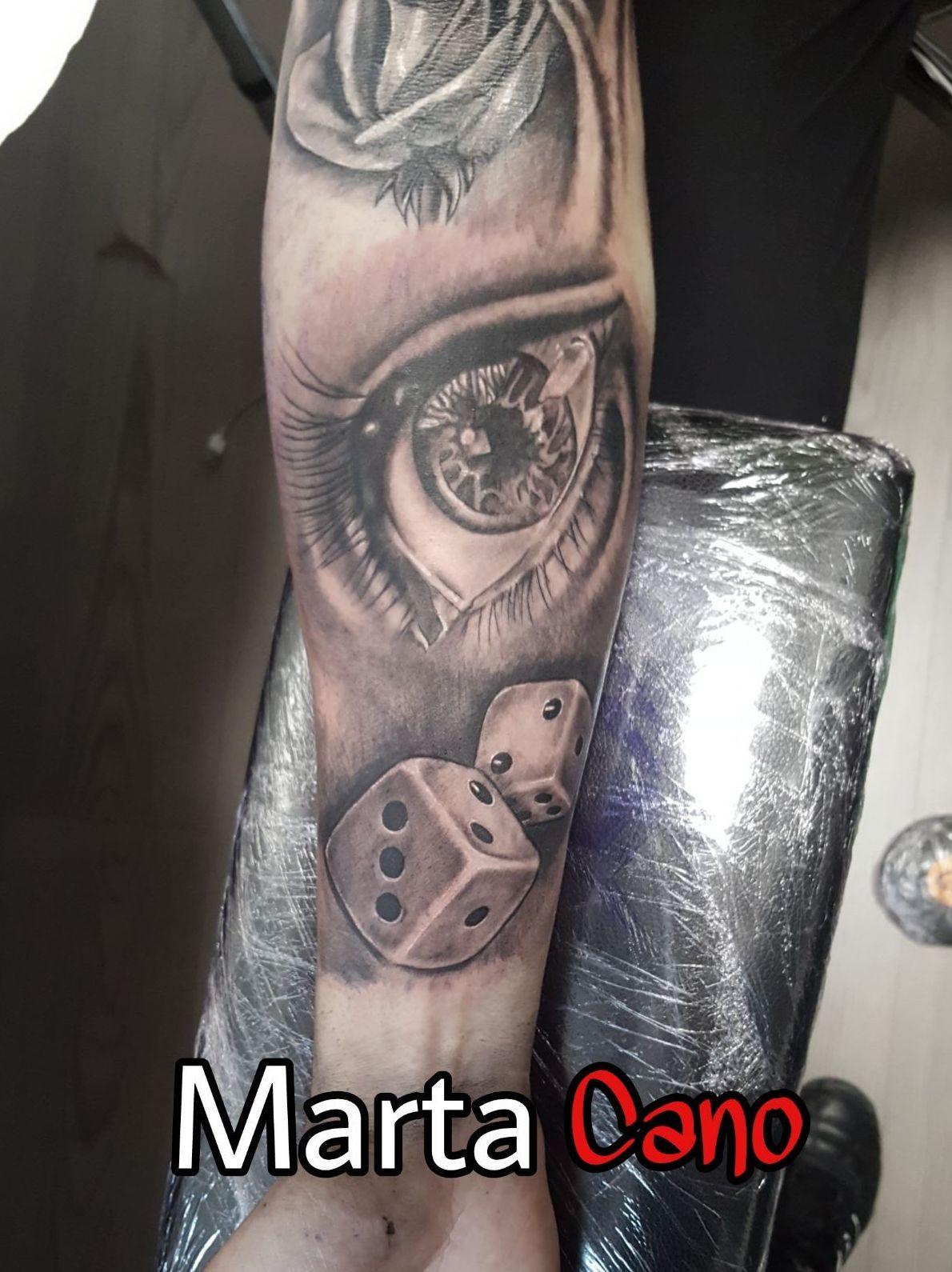 Foto 266 de Tatuajes en Madrid | Circe Tattoo