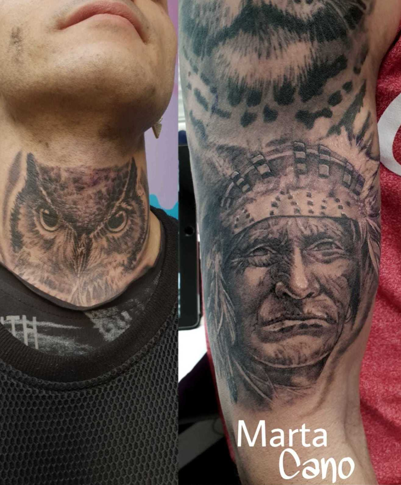 Foto 18 de Tatuajes en Madrid | Circe Tattoo